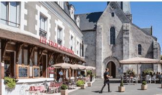 Restaurant Le Grand Chancellier